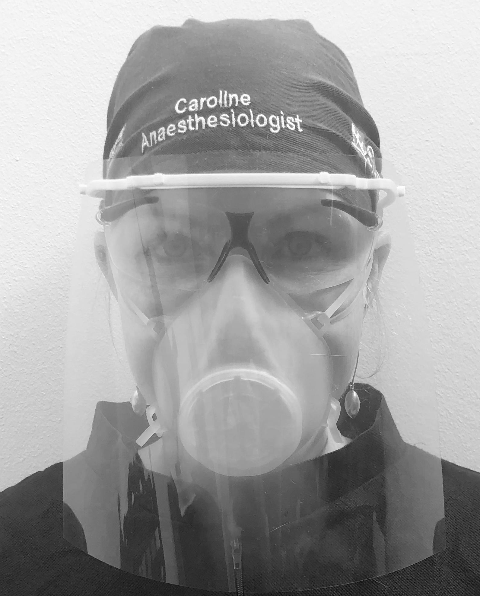 Dr Caroline Corbett PPE